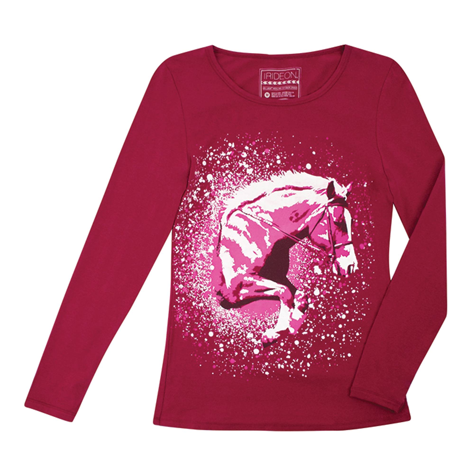 Irideon Jump Long Sleeve Tee - Ladies