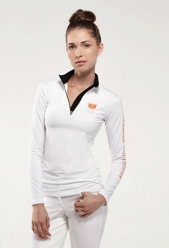 NOEL ASMAR Equestrian Basic Compression Top - Ladies