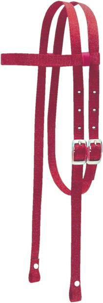 Abetta Nylon Browband Headstall