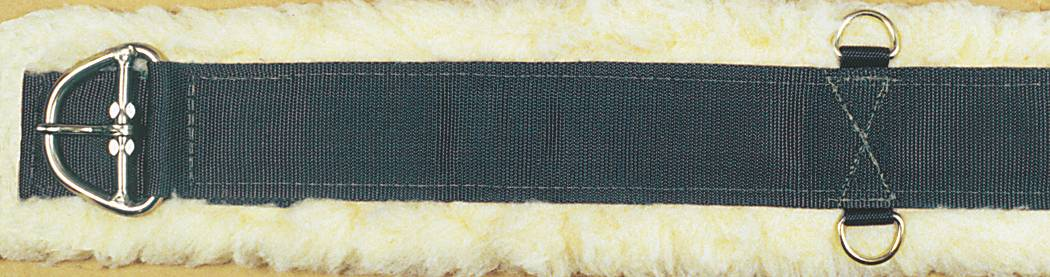 Abetta Draft Horse Nylon/Fleece Girth