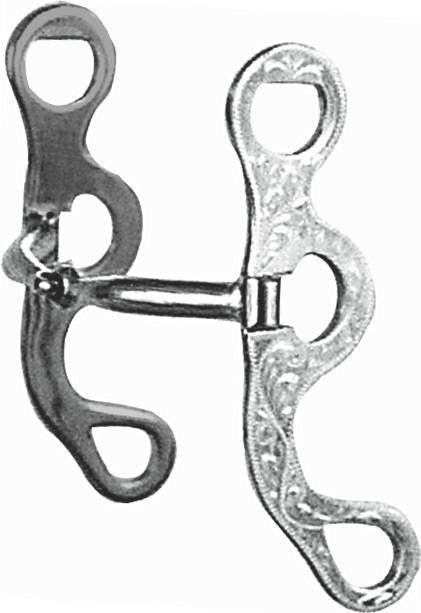 Abetta Modified Argentine Snaffle
