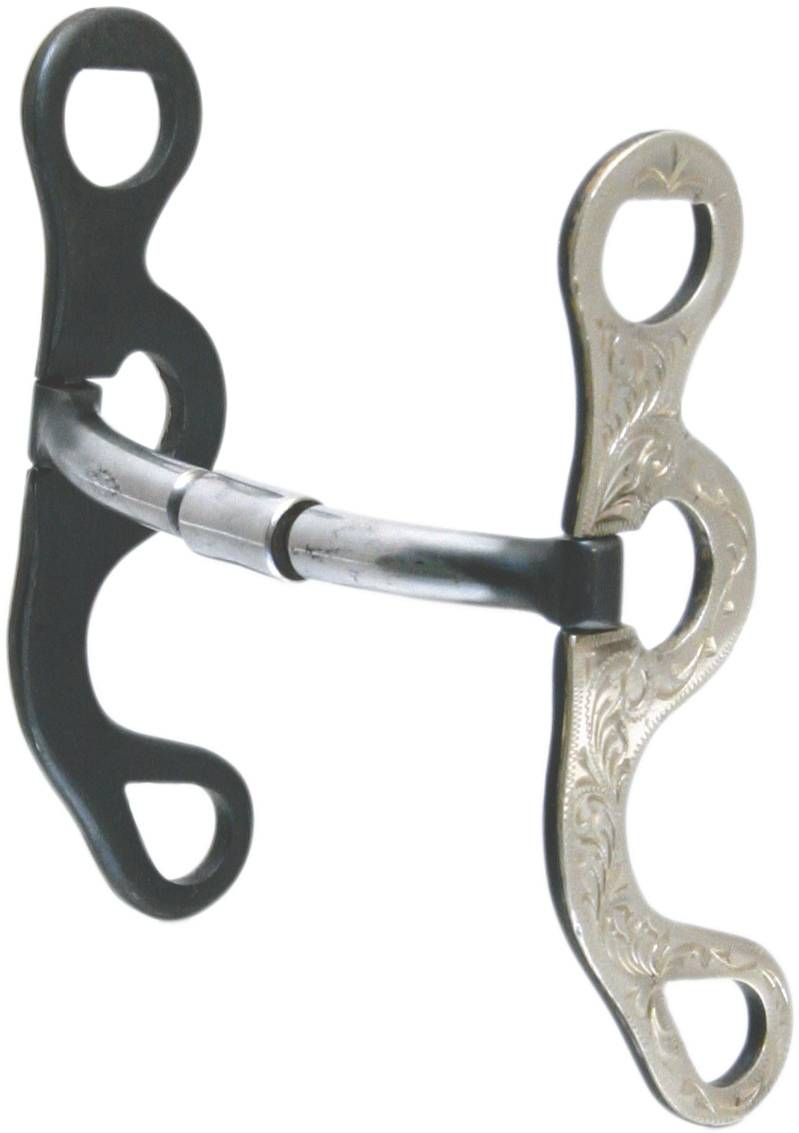 Abetta Modified Argentine Billy Allen Snaffle