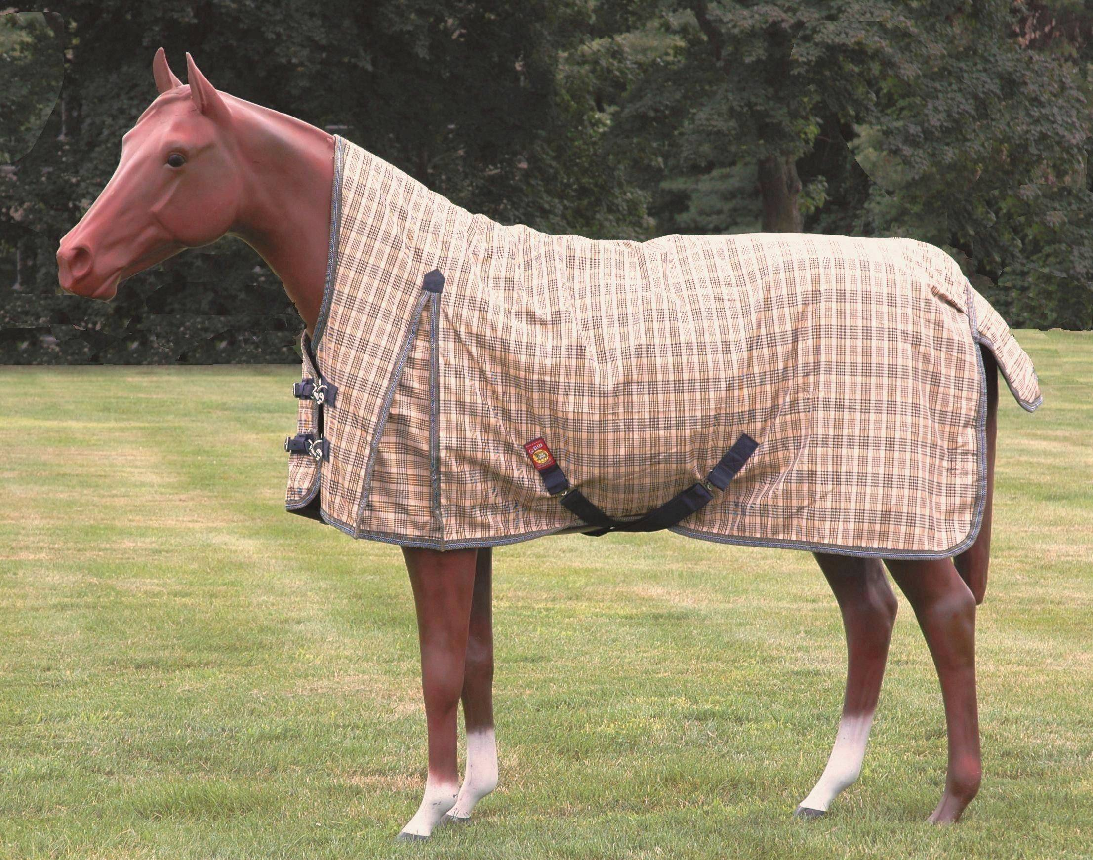Baker Hi-Neck MW Turnout Blanket