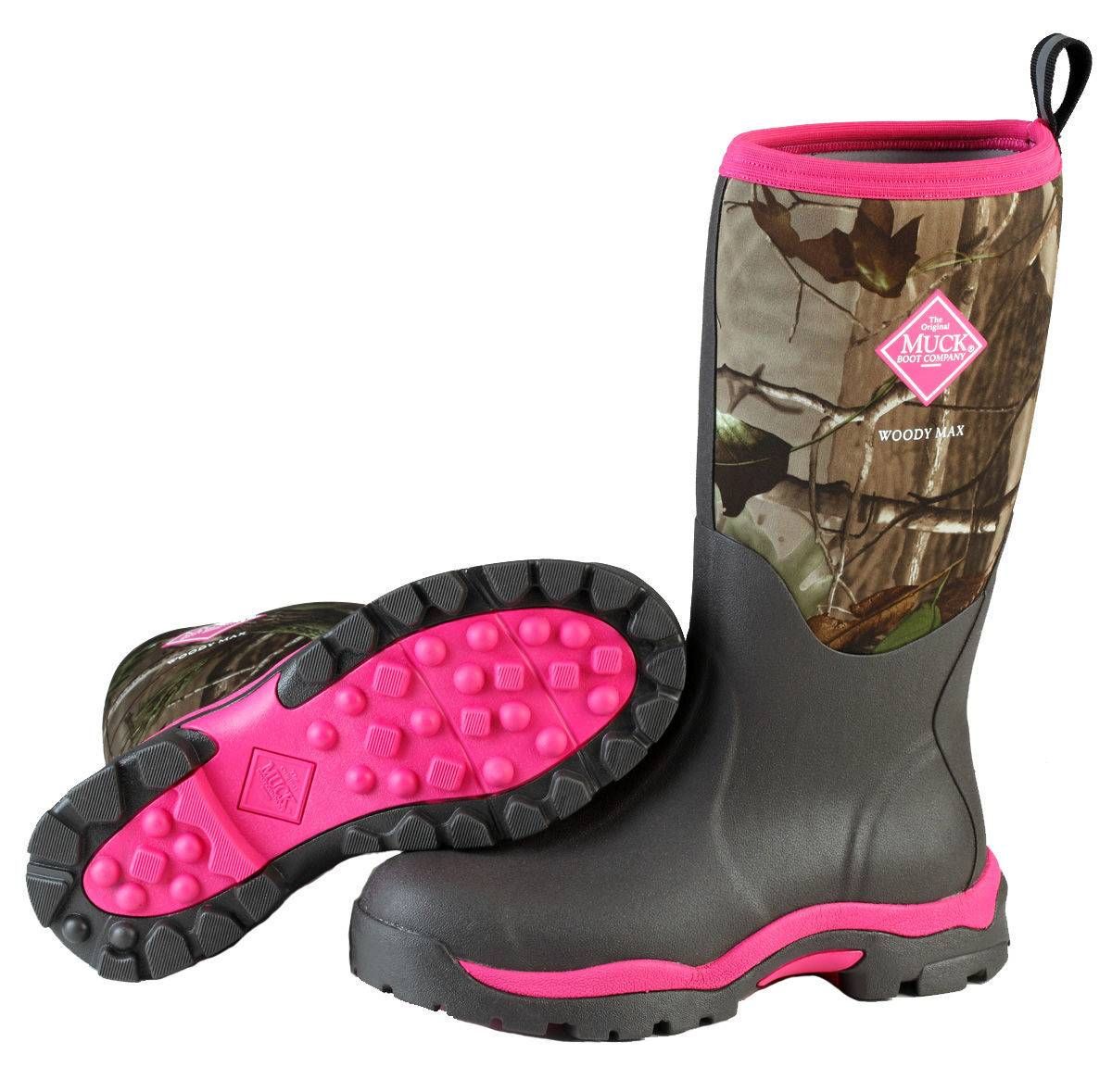 Muck Boots Ladies Woody