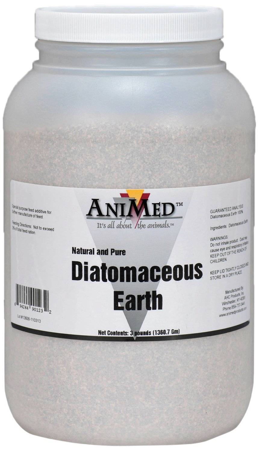 Animed Fsf - Diatomaceous Earth