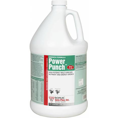 Vets Plus Power Punch High Potency Nutrient Drench