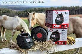 Cavallo Trek Regular Hoof Boot
