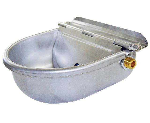 Non-Siphon Water Bowl