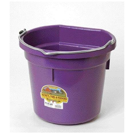 Little Giant Plastic Flatback Bucket