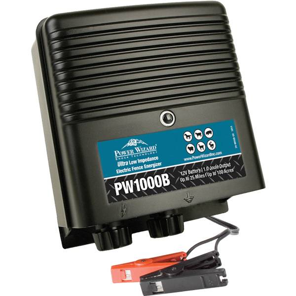 Power Wizard Battery Pw1000B Energizer