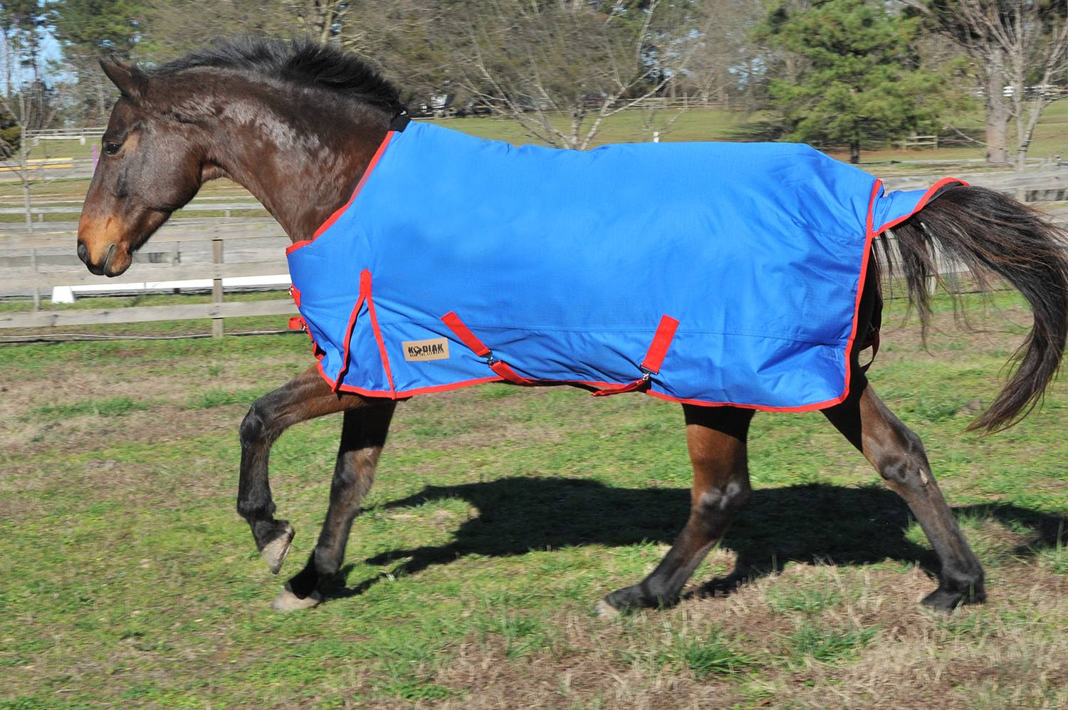 Kodiak Premium 1200D Heavyweight Waterproof Turnout Blanket