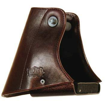 Tucker Hooded ErgoBalanced Trail Glide Stirrups