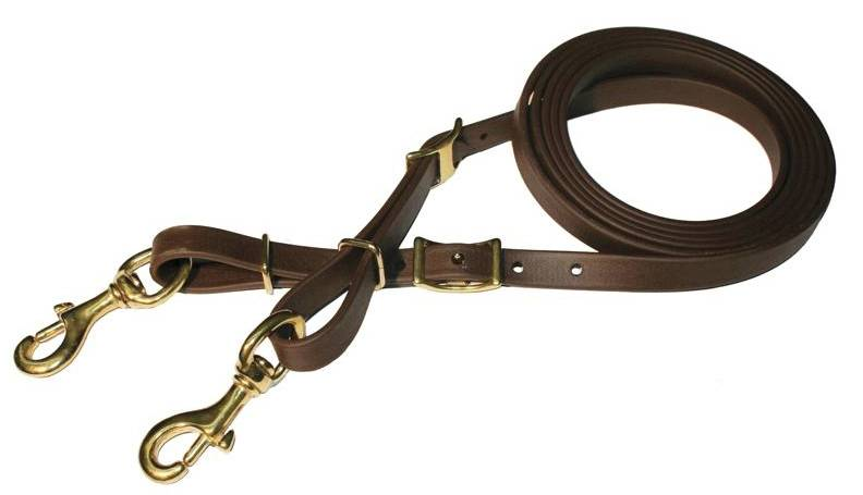 Tucker Beta Biothane Single Reins - 5/8''