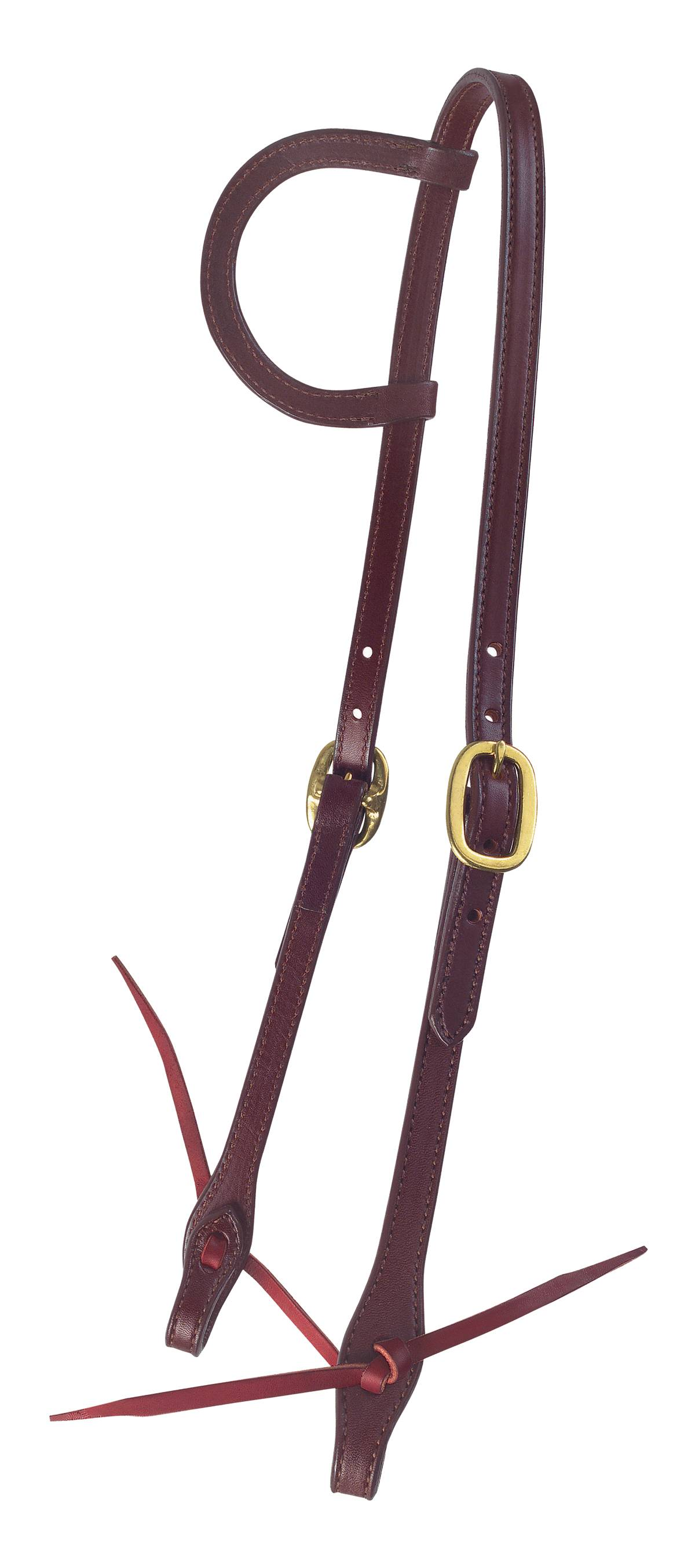 Tucker Slip Ear Trail Bridle