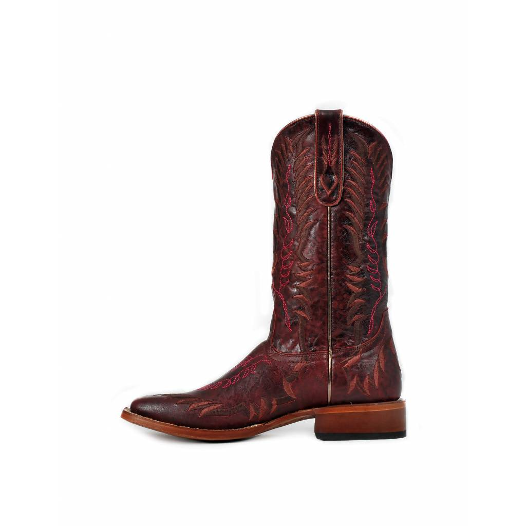 Cinch Women's Red CFW2004 Western Boots