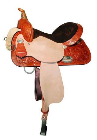 High Horse Proven Liberty Barrel Saddle