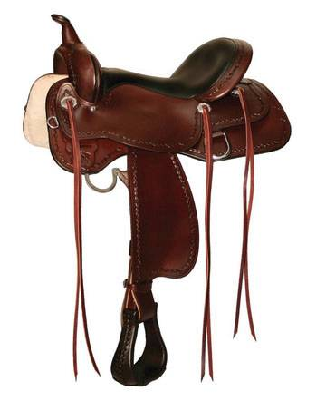 High Horse Winchester Trail Saddle