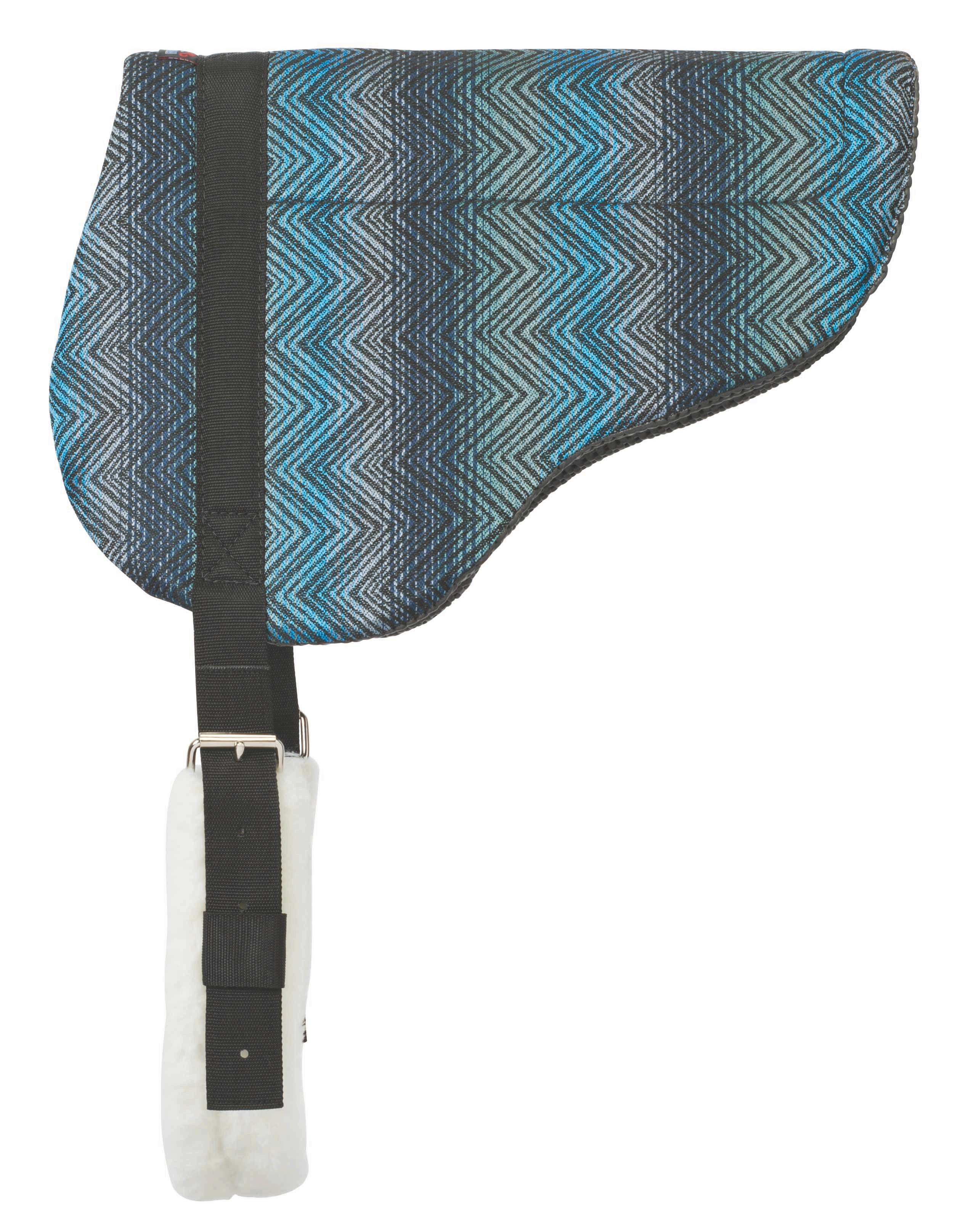 Weaver Herculon Tacky-Tack Bottom Bareback Pad - H25/H26