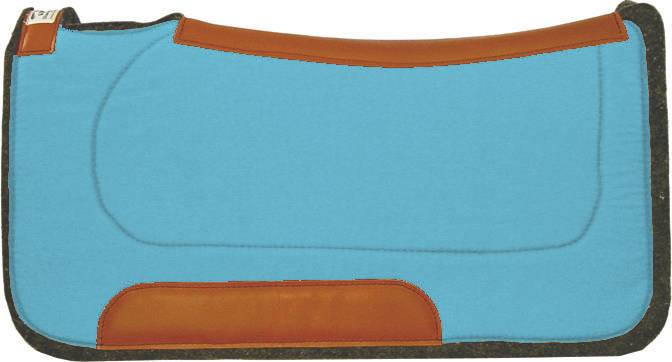 Diamond Wool Square Contoured Ranch Pad