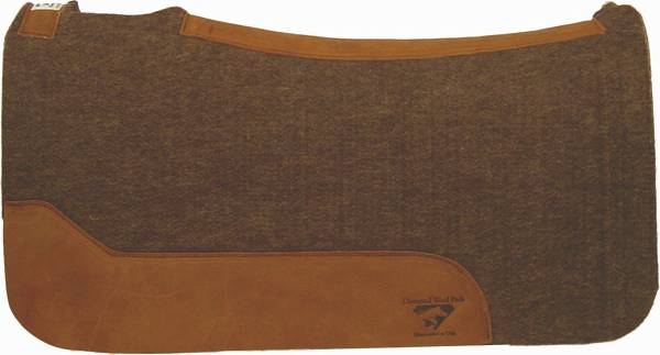 Diamond Wool Square Sierra Gold Performance Pad