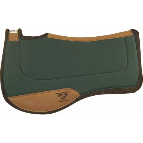 Diamond Wool Endurance Contoured Square Ranch Pad