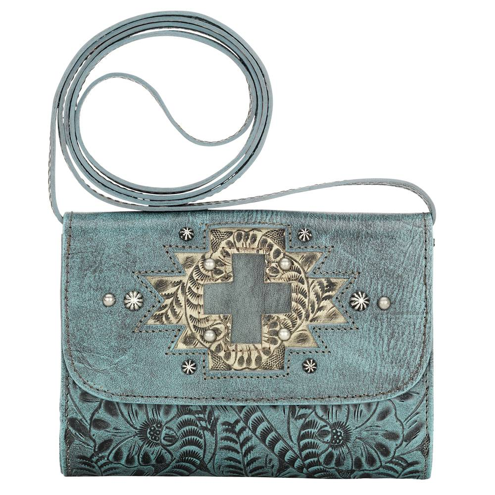 American West Gameday Handbag