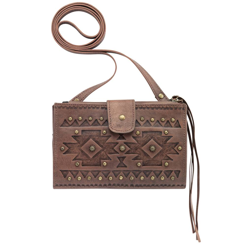 American West Chippewa Handbag