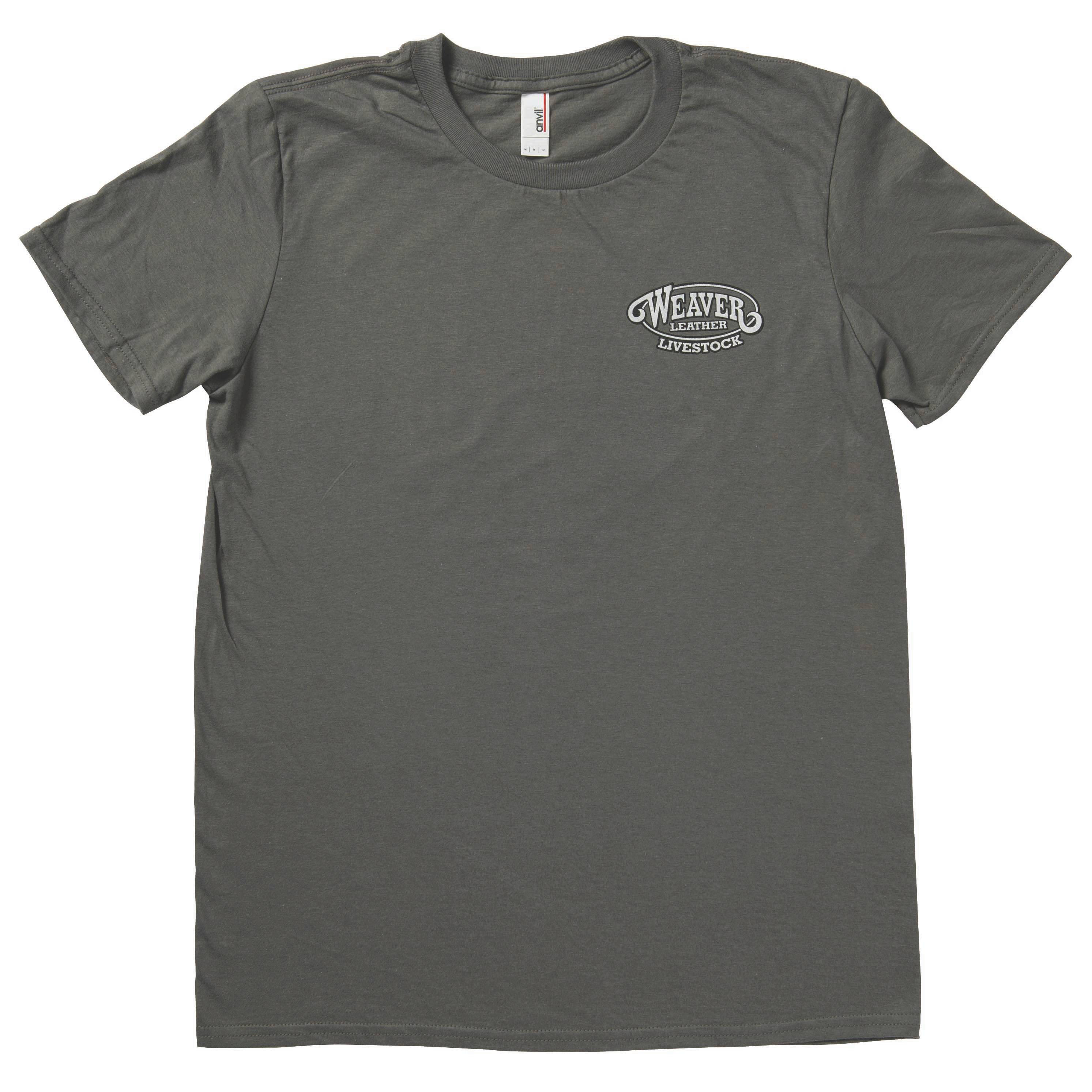 Weaver Men's Hard Work T-Shirt