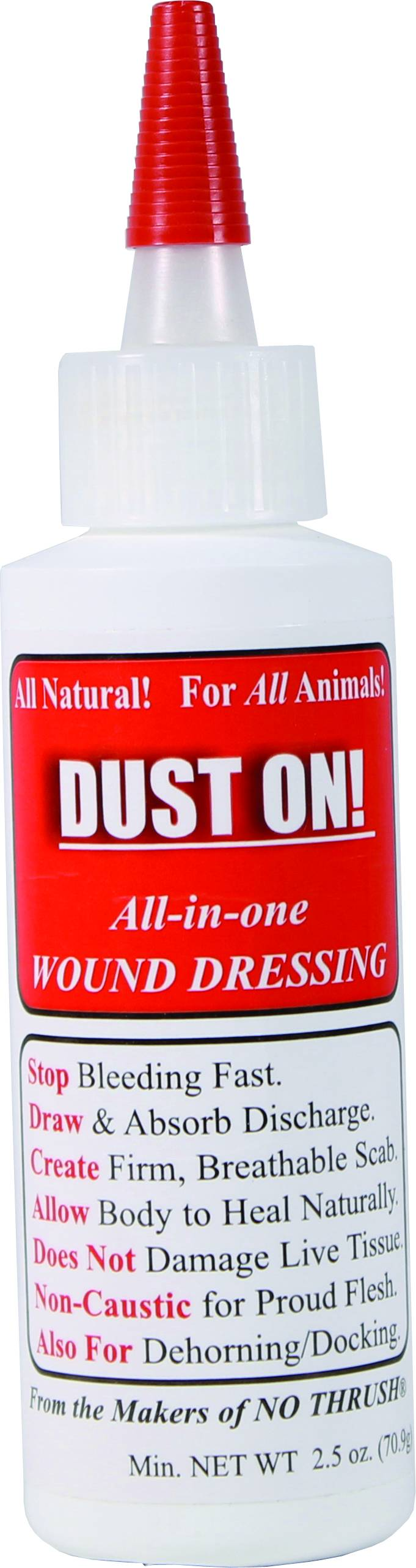 Dust-On All In One Wound Dressing