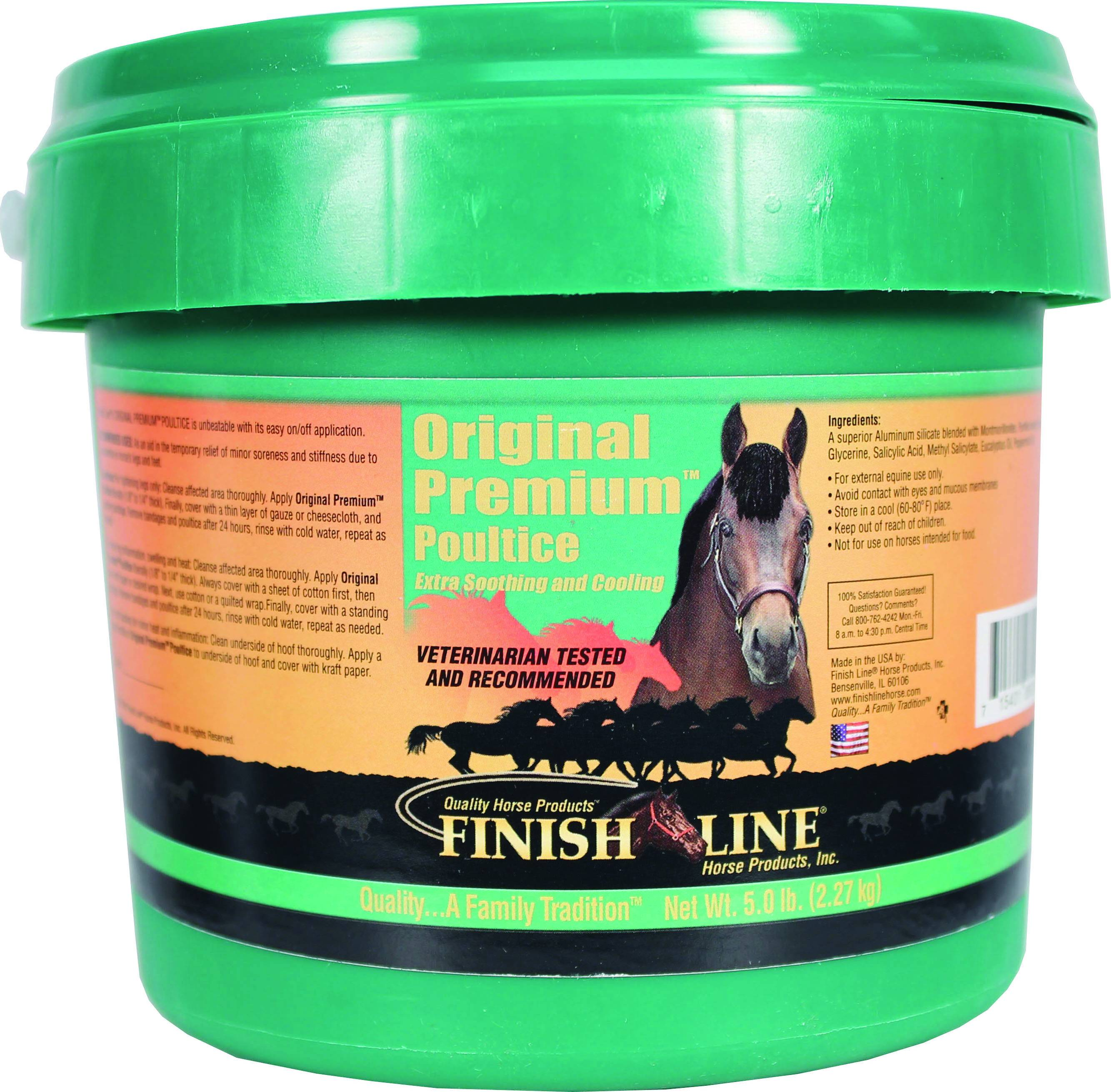 Finish Line Original Premium Poultice For Equine
