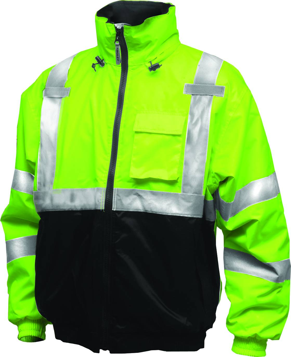 Bomber II High Visibility Waterproof Jacket