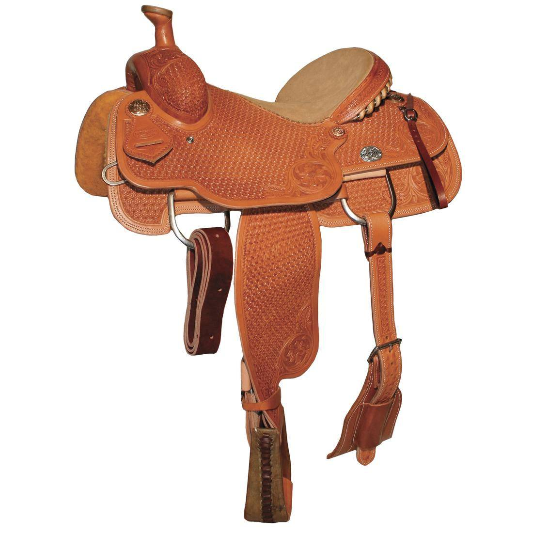 Reinsman 4405 Team Roper Saddle-Snowflake/Arizona