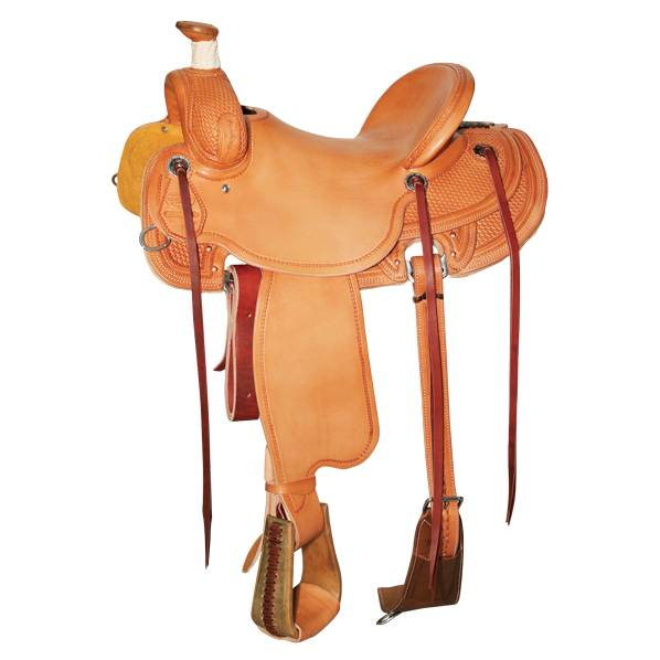 Reinsman 4601 Colt Rancher Saddle