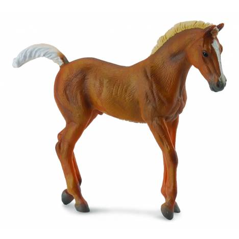 CollectA Tennessee Walking Horse Foal Chestnut
