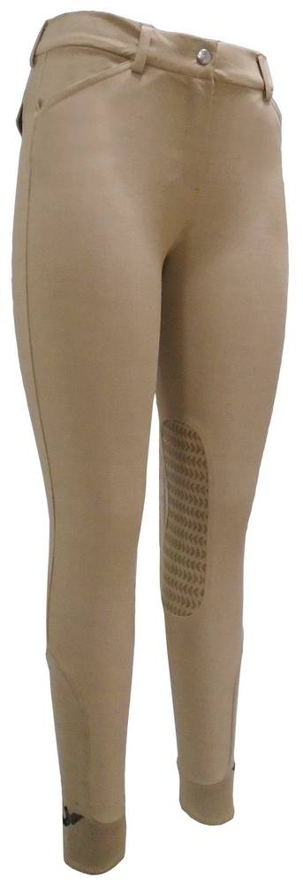Tuffrider Ladies Europa Knee Patch Breech