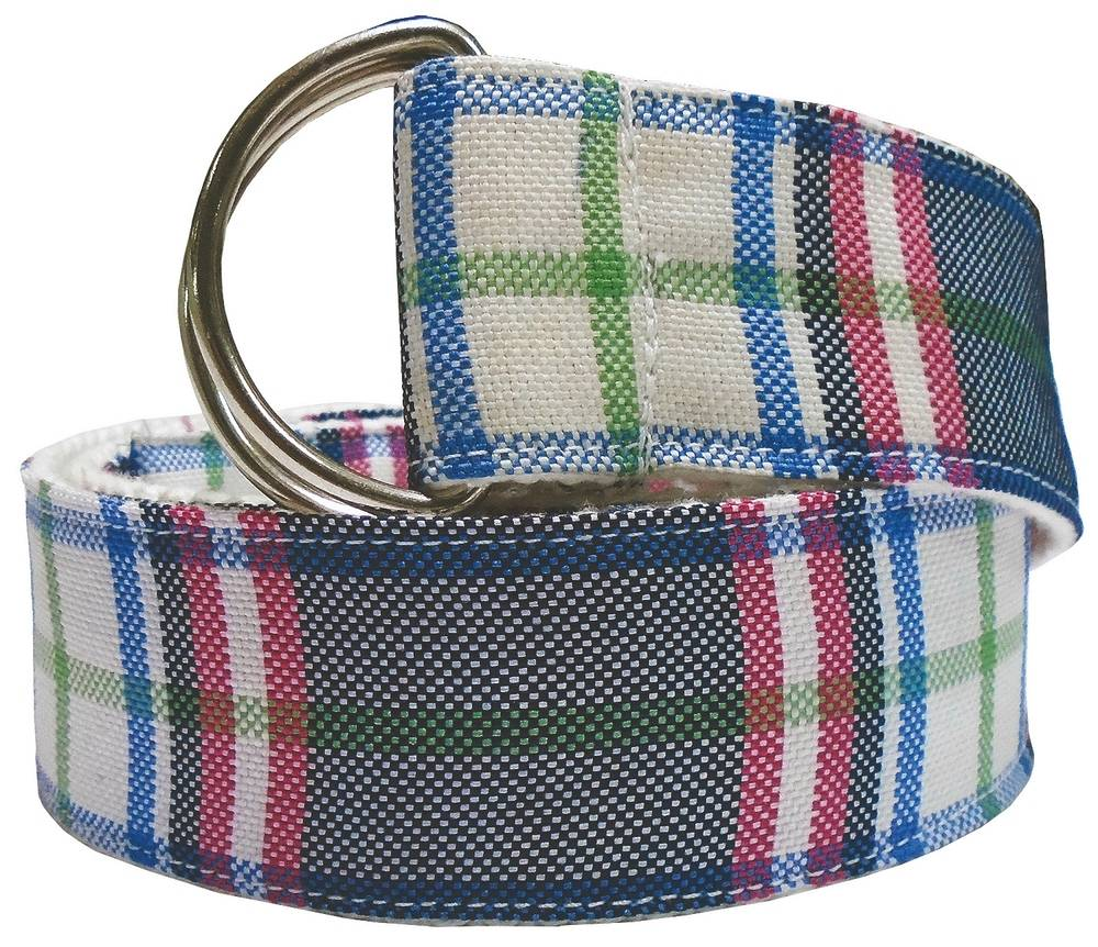 Equine Couture Ladies' Amber Plaid Belt