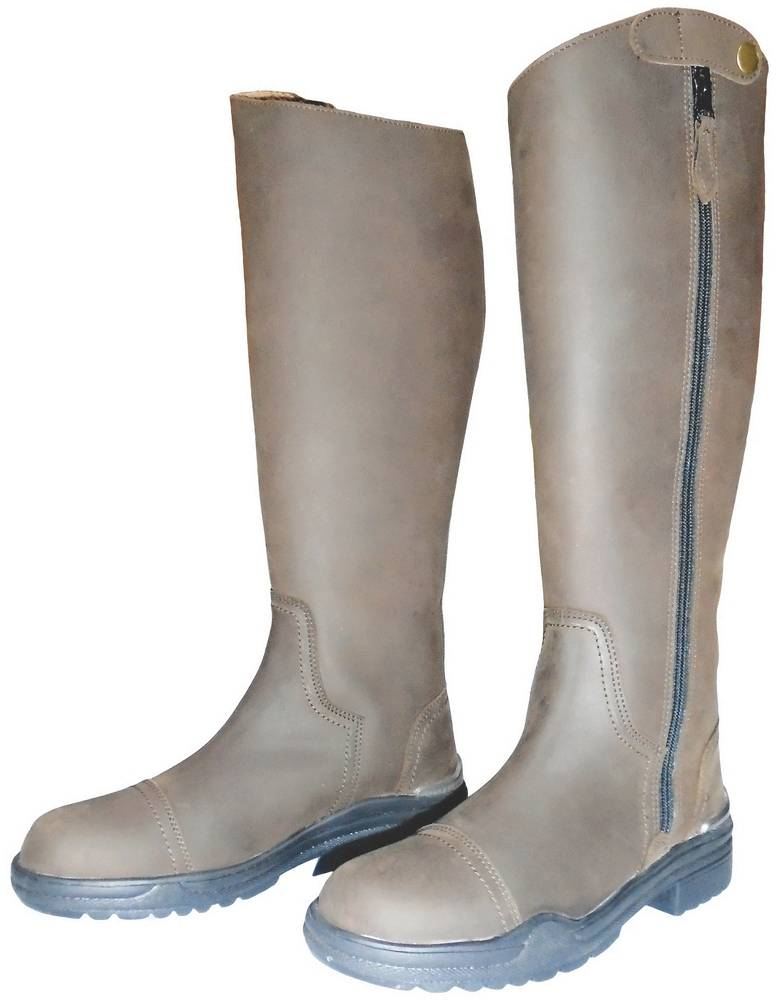 Tuffrider Ladies' Arctic Fleece Lined Winter Tall Boot