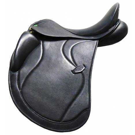 HDR Ventura Dressage Covered Saddle