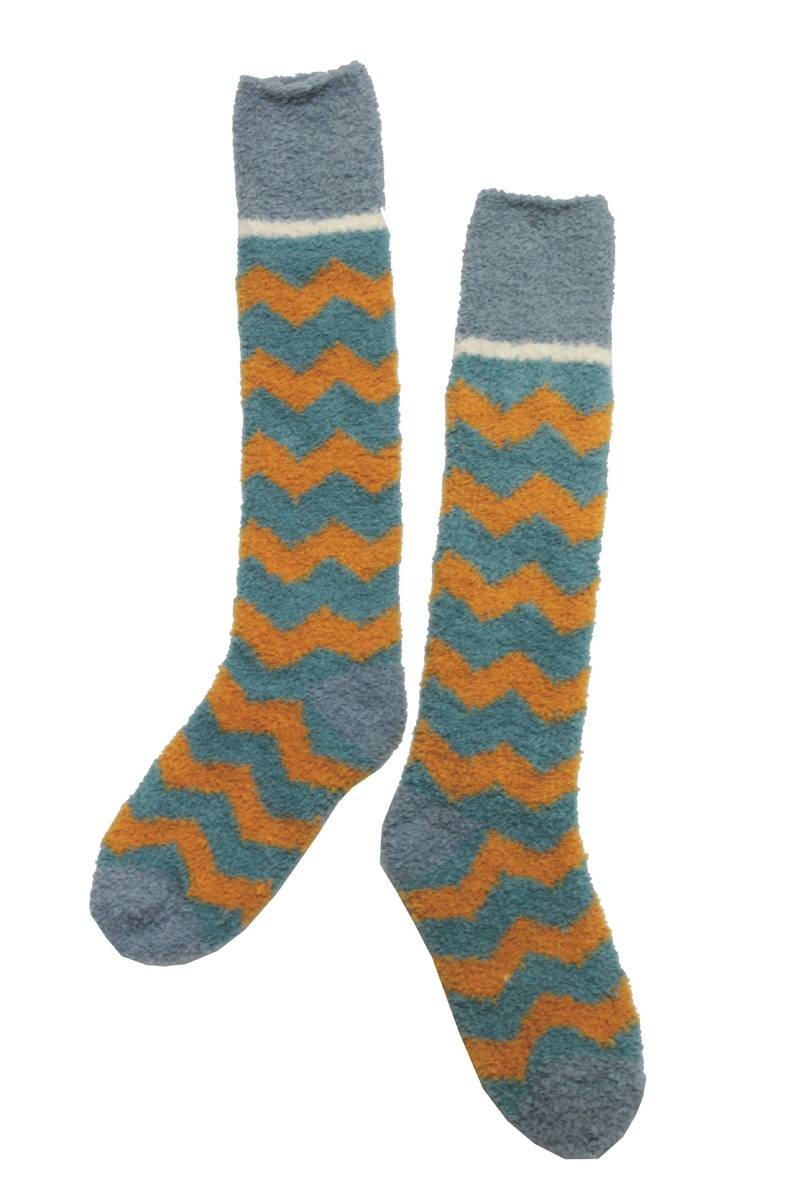 Horseware Ladies' Softie Socks - Chevron