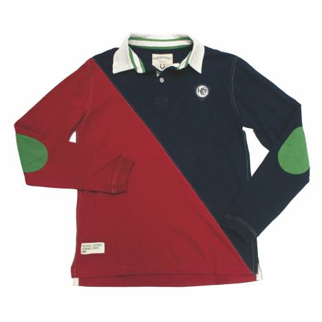Horseware Unisex Rugby Top