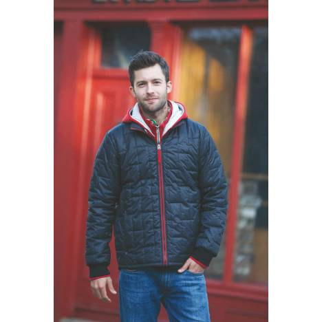 Horseware Unisex Finn Short Quilted Jacket