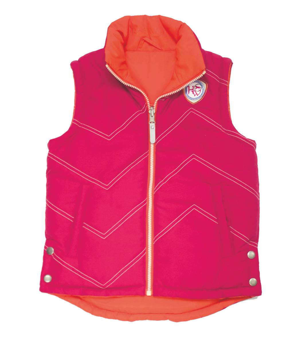 Horseware Kids' Reversible Vest