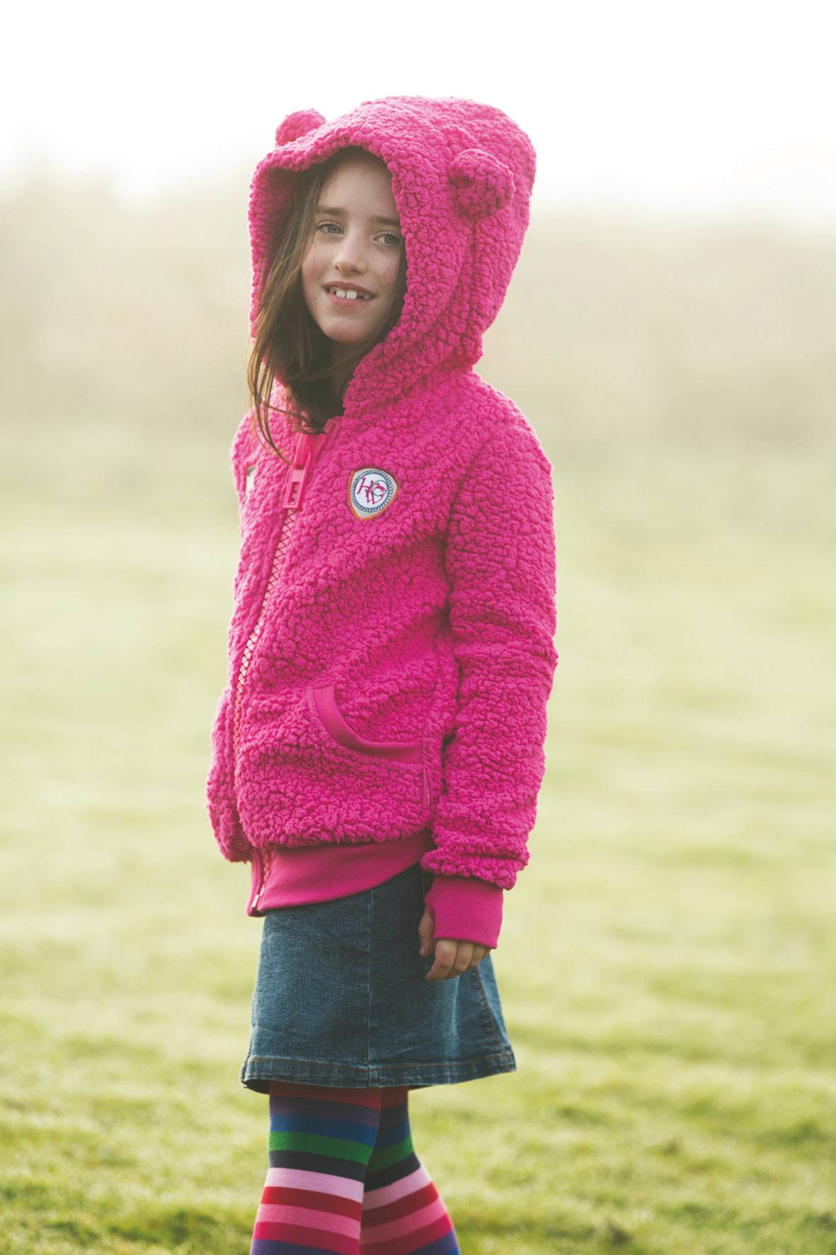 Horseware Kids' Softie Fleece with Ears