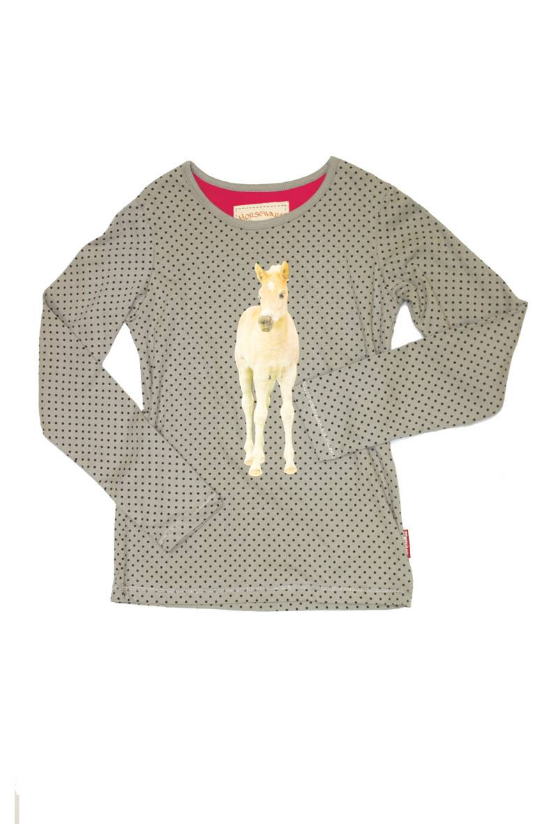 Horseware Girl's Long Sleeve Top