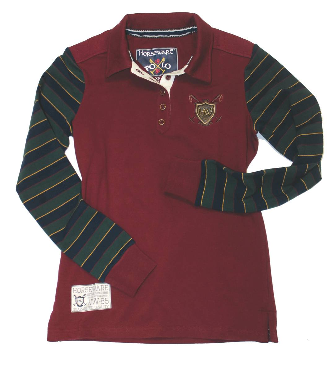 Horseware Polo Ladies' Lucy Rugby Shirt