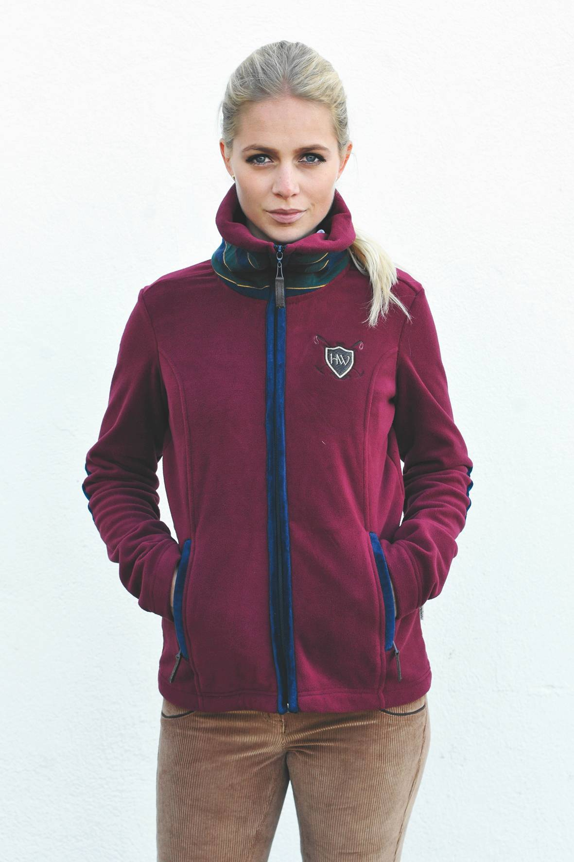 Horseware Polo Ladies' Camille Fleece Jacket