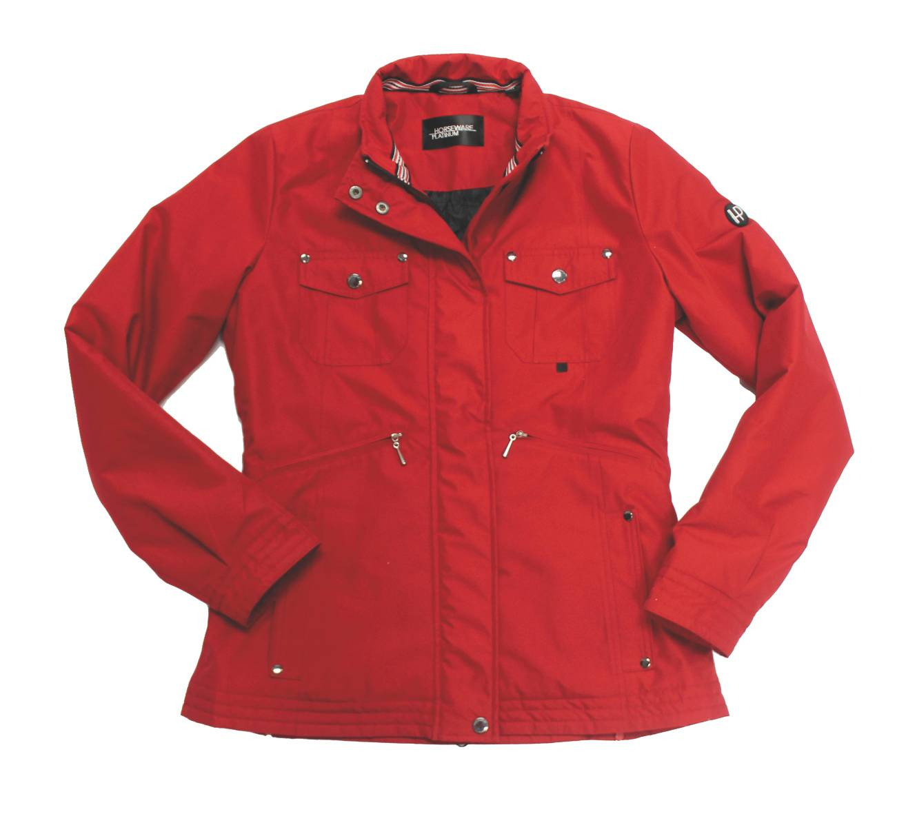 Horseware Platinum Ladies' Lea Waterproof Jacket