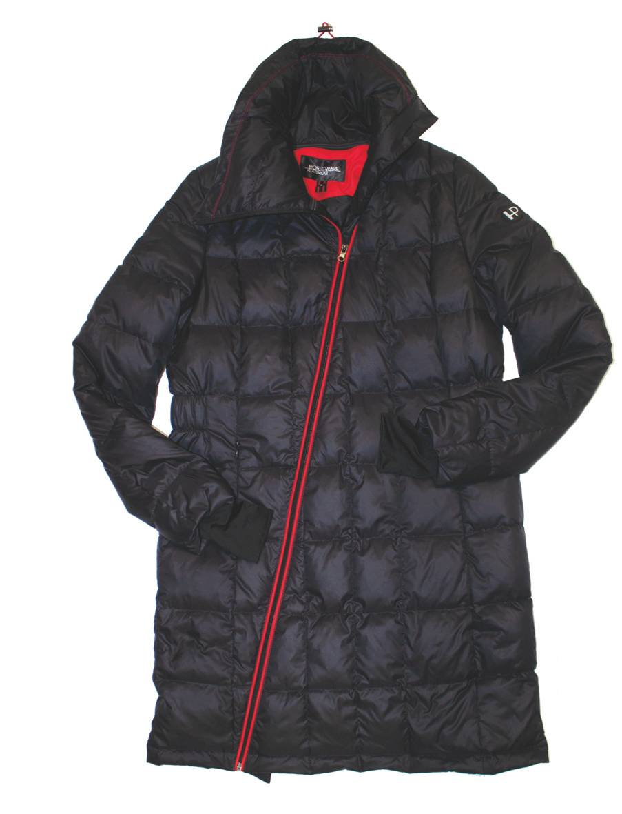 Horseware Platinum Ladies' Atina Long Down Coat