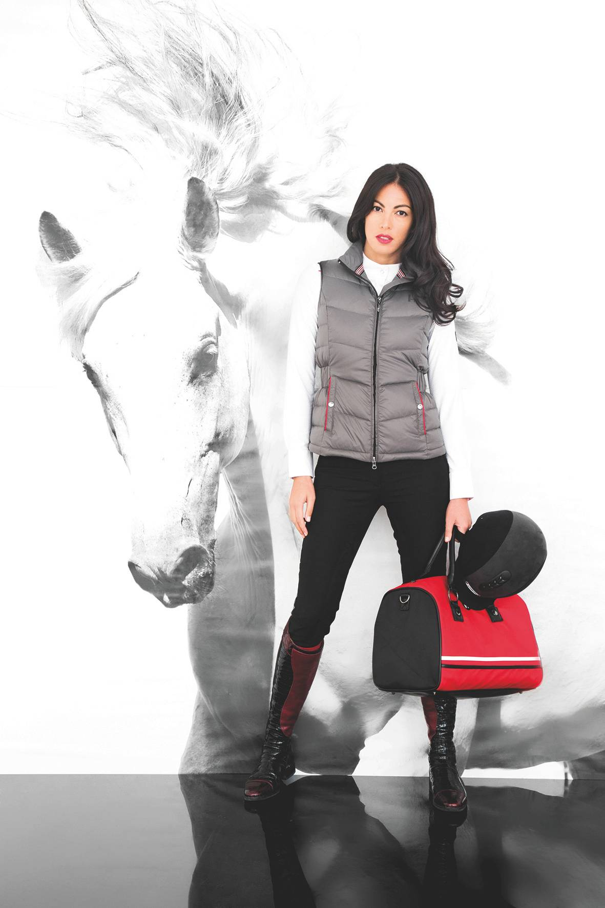 Horseware Platinum Ladies' Elena Down Fill Vest