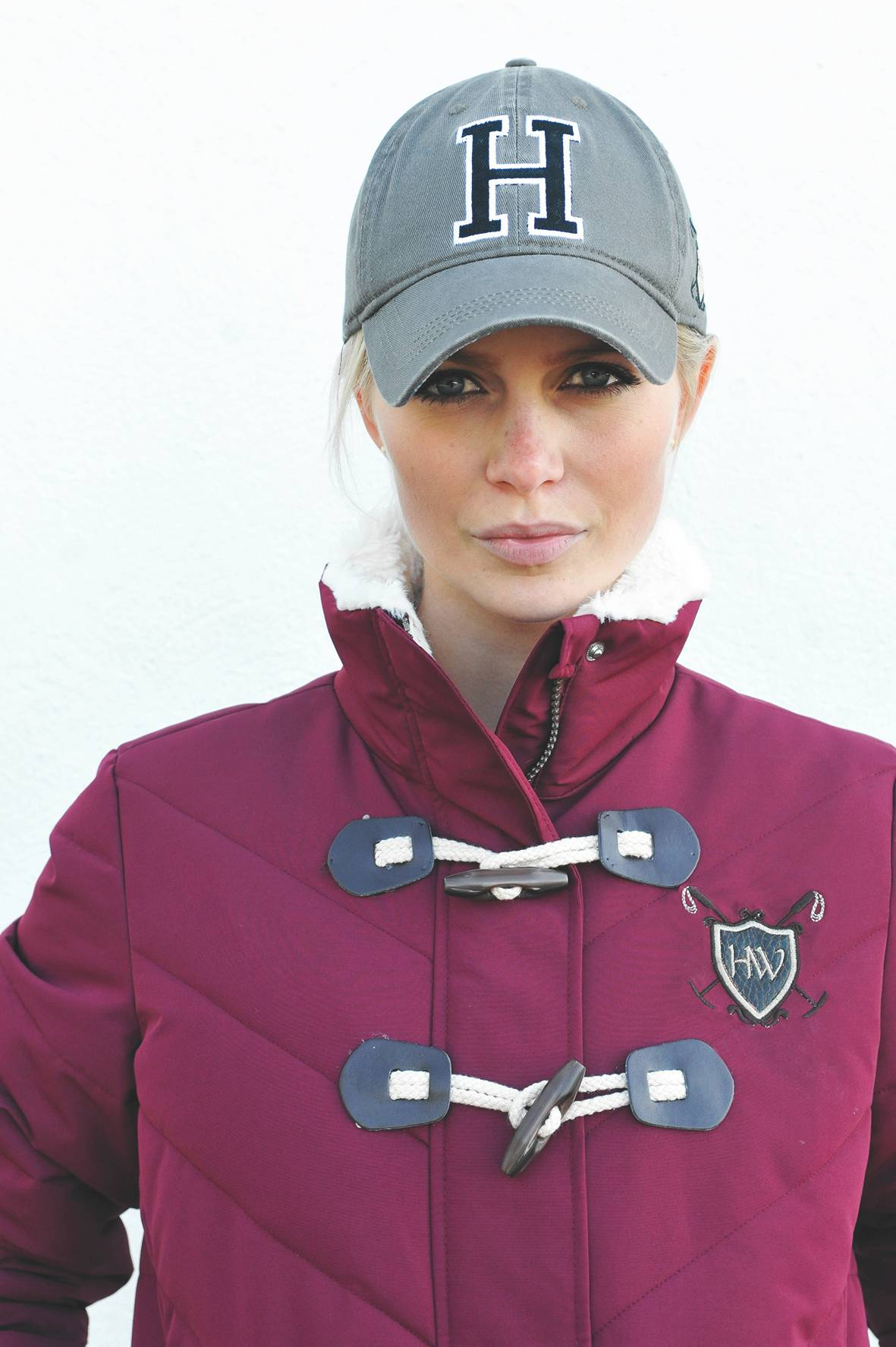 Horseware Polo Ladies' Grey Cap